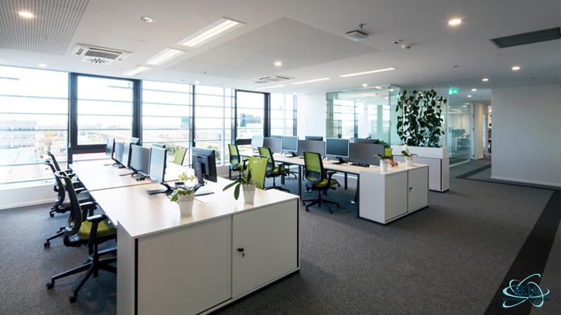 Cómo debe ser una iluminación de oficina eficiente